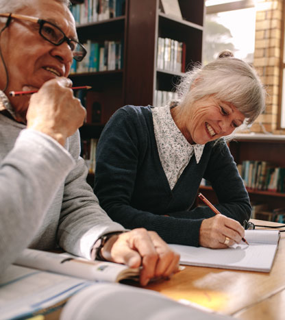 How Lifelong Learning Promotes Healthy Aging